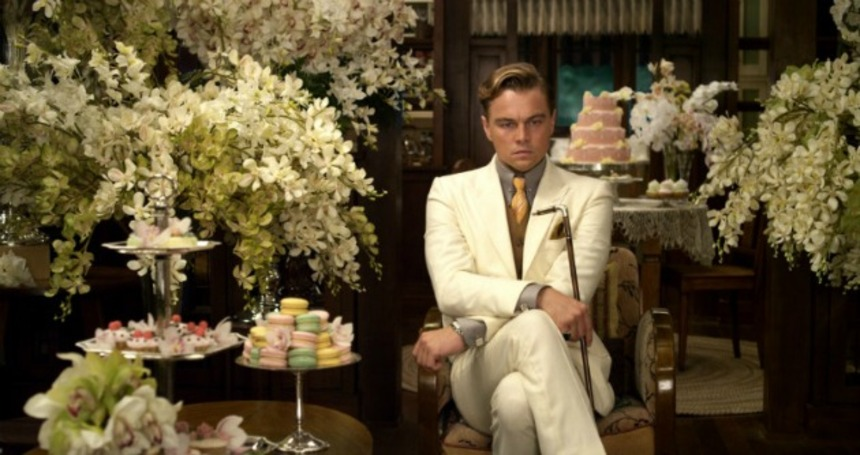 Well-Timed GREAT GATSBY Extended TV Spot Joins Promo Avalanche