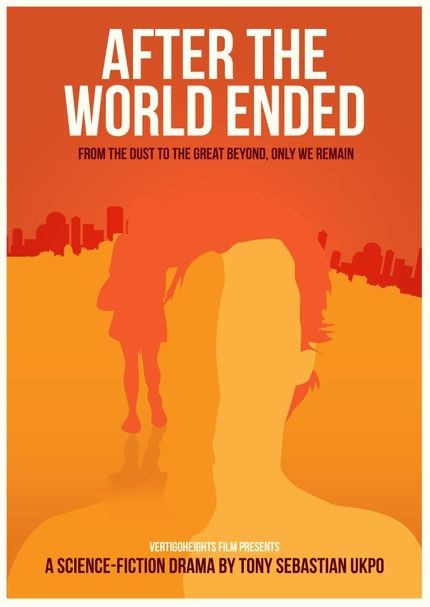 Watch The Teaser For Tony Ukpo's Indie SciFi AFTER THE WORLD ENDED