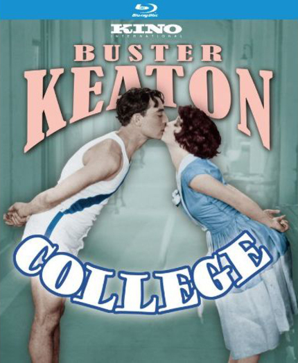 Buster Keaton on Blu-ray: COLLEGE Review
