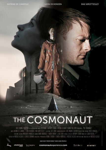 THE COSMONAUT Takes Flight. Watch An Exclusive Scene.