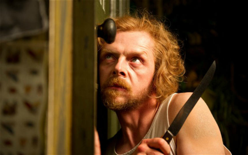 Simon Pegg Joins Aussie Thriller KILL ME THREE TIMES