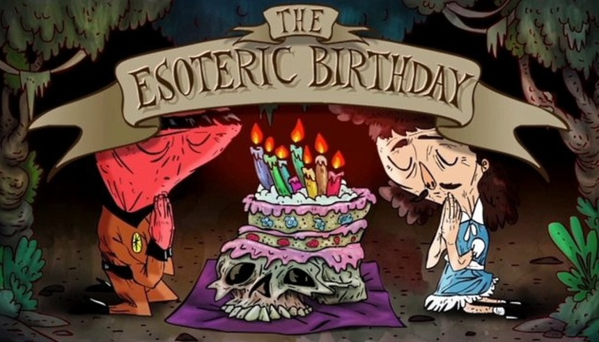 Brace Yourself For The Teaser Of THE ESOTERIC BIRTHDAY!