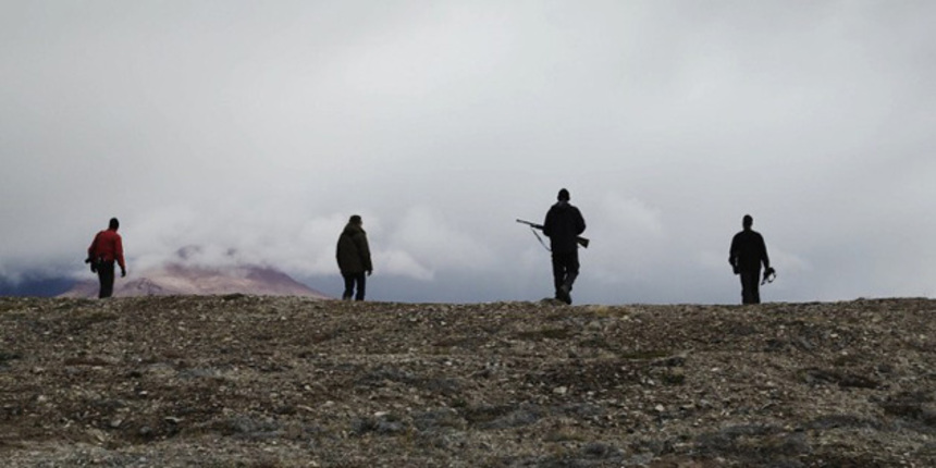 Hot Docs 2013 Review: THE EXPEDITION TO THE END OF THE WORLD Asks Big Questions in Wide Open Spaces