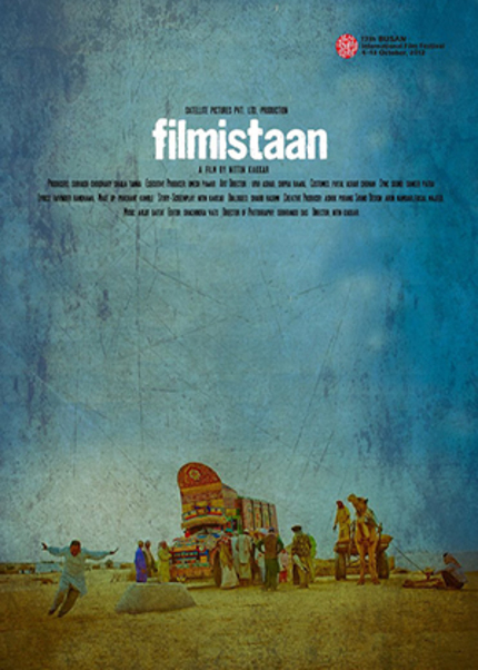 NYIFF 2013 Review: FILMISTAAN Illustrates South Asia's Filmi Fanaticism Beautifully