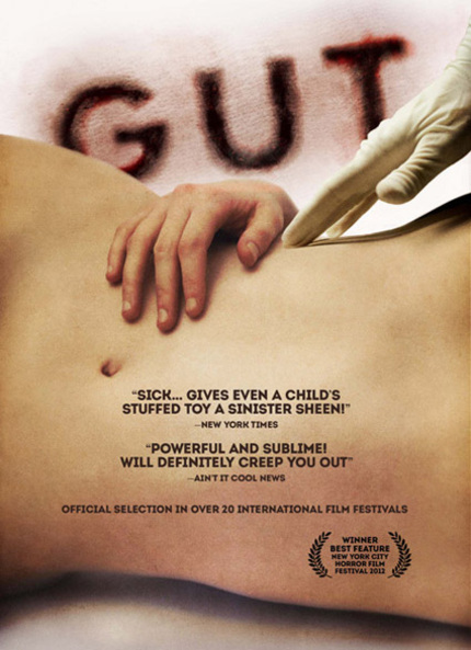 Exclusive Clip From Creeptastic Horror Flick GUT, Out On DVD May 28