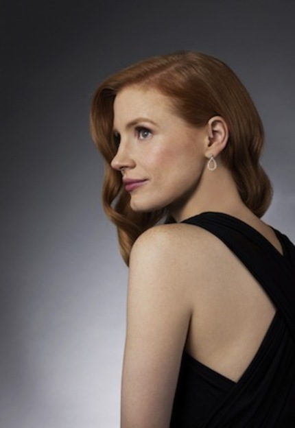 Jessica Chastain To Join Hathaway And McConaughey In Nolan's INTERSTELLAR?