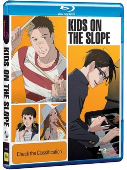 Review: KIDS ON THE SLOPE is a Jazzy Coming-of-age Tale from COWBOY BEBOP'S Director