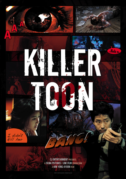 Life Imitates Art In Korean Thriller KILLER TOON