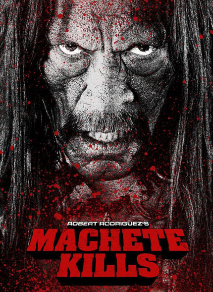 Second MACHETE KILLS Trailer Just Feels Tired