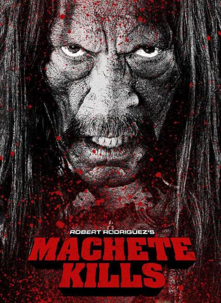 Danny Trejo Sharpens His Blade In First Teaser For MACHETE KILLS