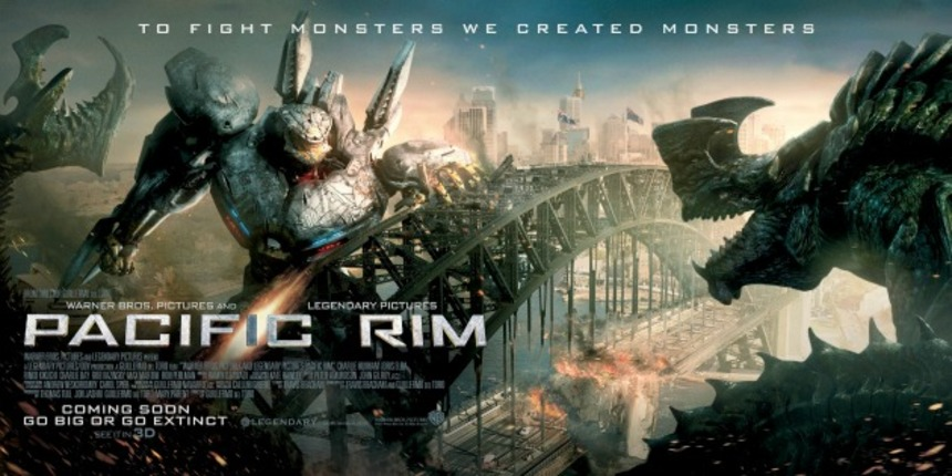 Sydney Is Not Spared In New PACIFIC RIM Poster
