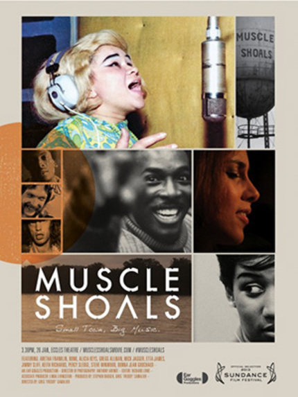 Hot Docs 2013 Review: MUSCLE SHOALS Is A Stunning, Soulful Achievement