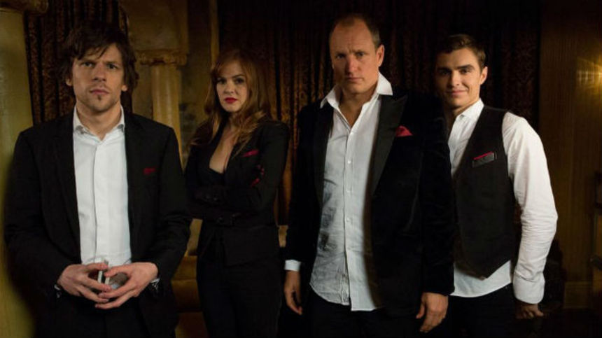 Review: NOW YOU SEE ME Is Incredible, Not in the Good Way