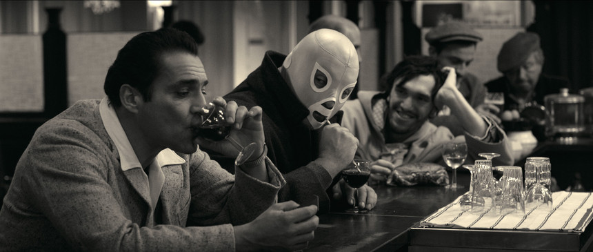 Cannes 2013 Review: The Agony, Ecstasy of Masked Wrestling Gets Film Noir Treatment In OUR HEROES ARE DEAD TONIGHT