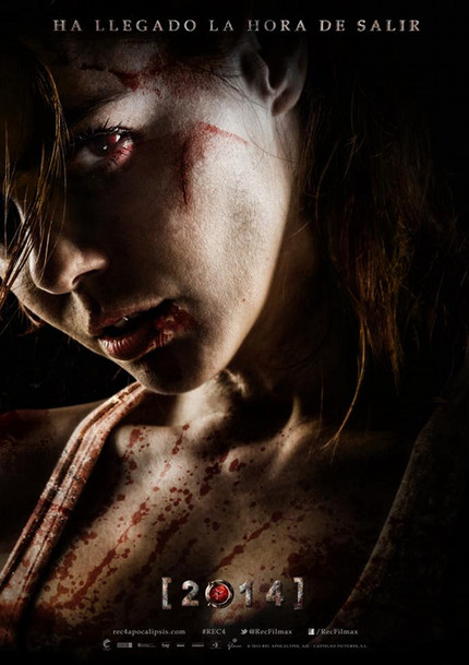 New Poster For Balaguero's [REC]4: APOCALYPSE