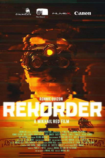 An Intriguing Tease For Mikhail Red's REKORDER