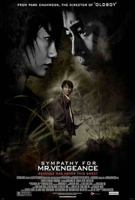 Park's SYMPATHY FOR MR. VENGEANCE Remake Moving Ahead