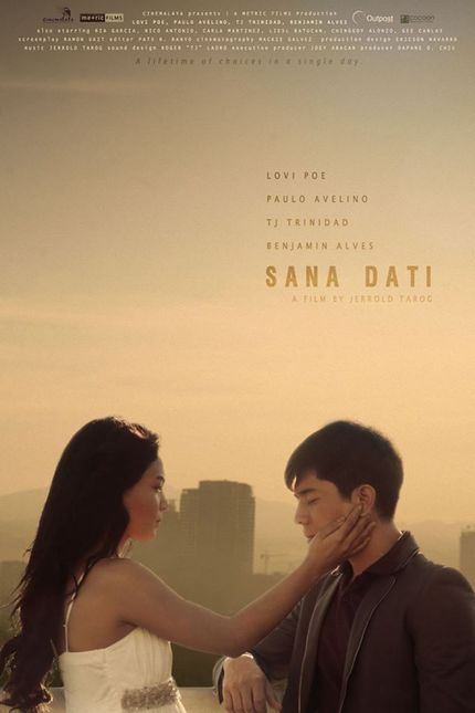 Jerrold Tarog Completes His Camera Trilogy With SANA DATI