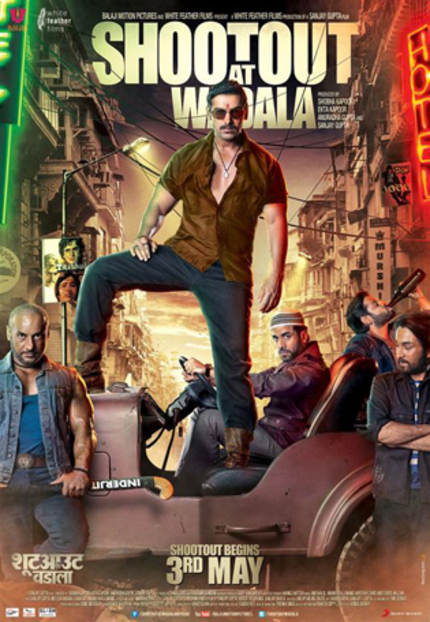 Review: SHOOTOUT AT WADALA Is All Slo-Mo Aviators, Mustaches, And Blood.