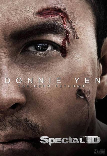 Donnie Yen Gets Battered And Bruised In First SPECIAL ID Trailer