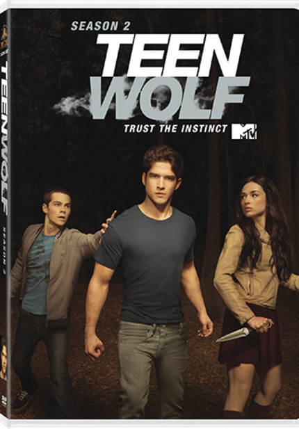 Contest: Win One Of 3 TEEN WOLF: SEASON 2 DVDs