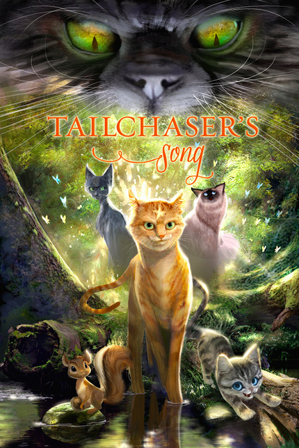 Check The First Poster Art For Animated Adaptation Of Tad Williams' TAILCHASER'S SONG