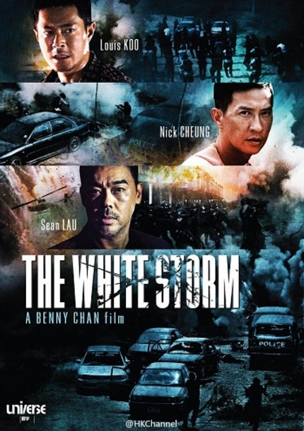 Exciting First Trailer for Benny Chan's THE WHITE STORM
