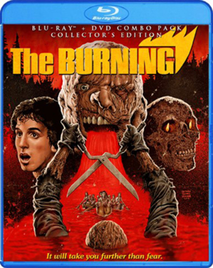 Now on Blu-ray: We All Shout For Scream Factory! THE BURNING, THE TOWN THAT DREADED SUNDOWN, VAMPIRE LOVERS