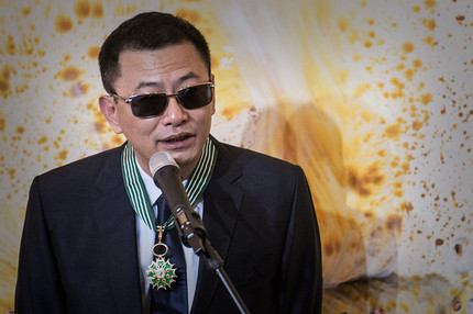 Wong Kar Wai Is Now A 'Commander' In France