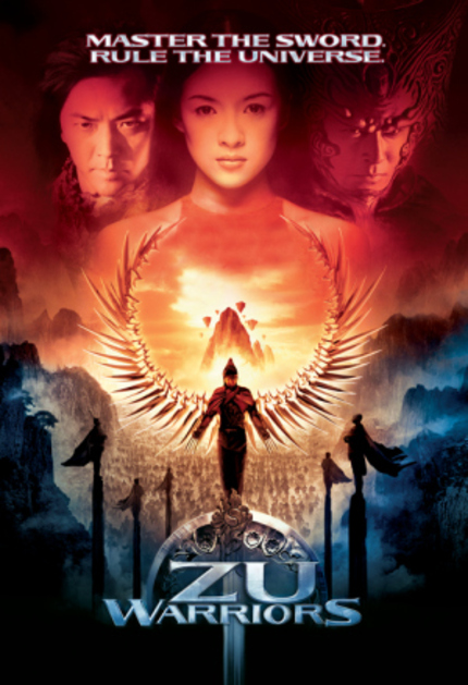 Yuen Woo Ping To Direct ZU WARRIORS In 3D For Tsui Hark