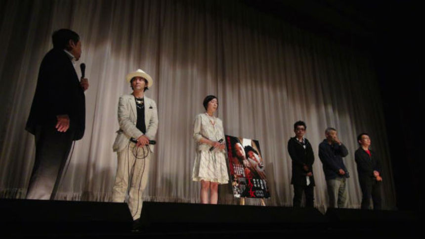 Press Conference: A WOMAN AND WAR Director And Cast Talk About Their Controversial War Crimes Movie