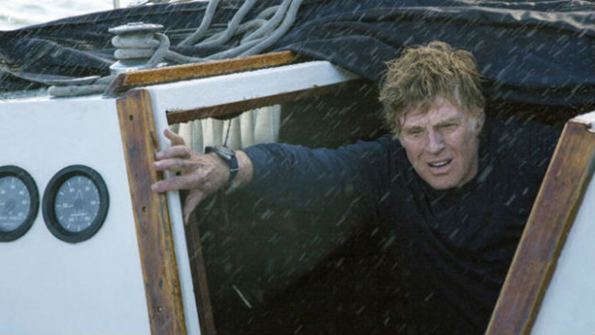 Cannes 2013: Ominous First Clip From ALL IS LOST With Robert Redford