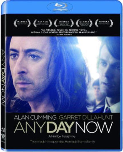 Now on Blu-ray: ANY DAY NOW Showcases Alan Cumming, Garret Dillahunt, and the Challenges for Gay Couples