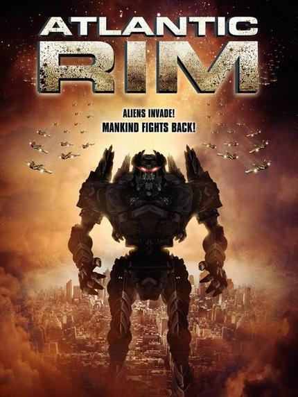 Giant Monsters And Robots Hit The East Coast! Here Comes The Trailer For ATLANTIC RIM!