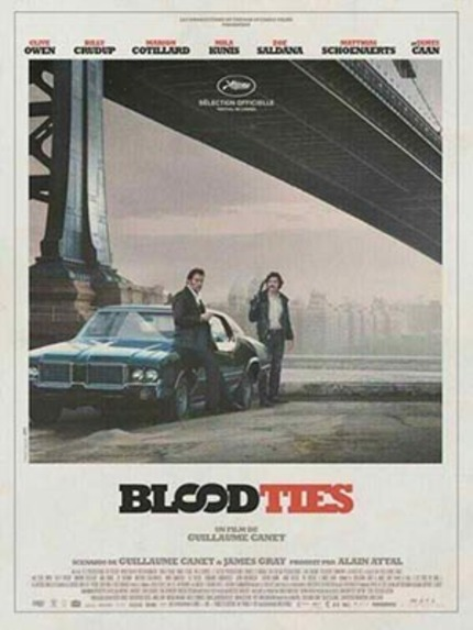 Cannes 2013 Review: BLOOD TIES Knots Up 1970s New York