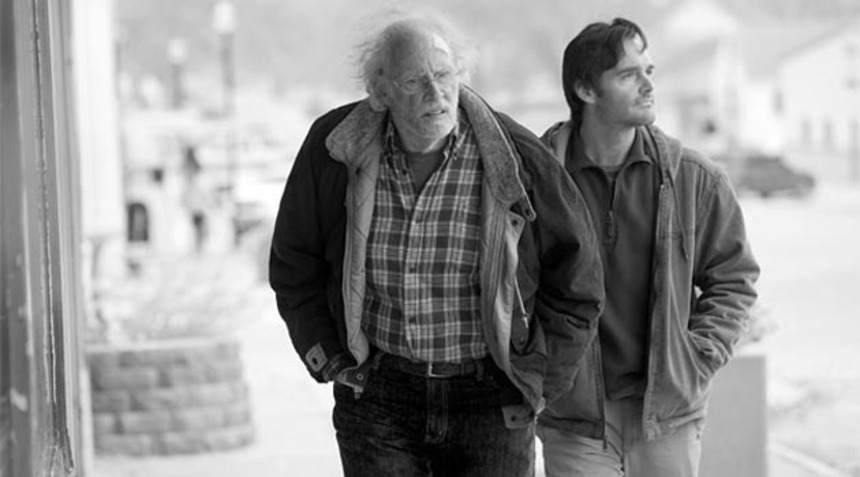 "Bruce Dern Talks, Jukebox Plays ""Sugar Sugar"": First Clip From Alexander Payne's NEBRASKA"