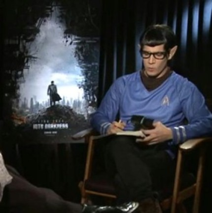 STAR TREK INTO DARKNESS Meets Spocko
