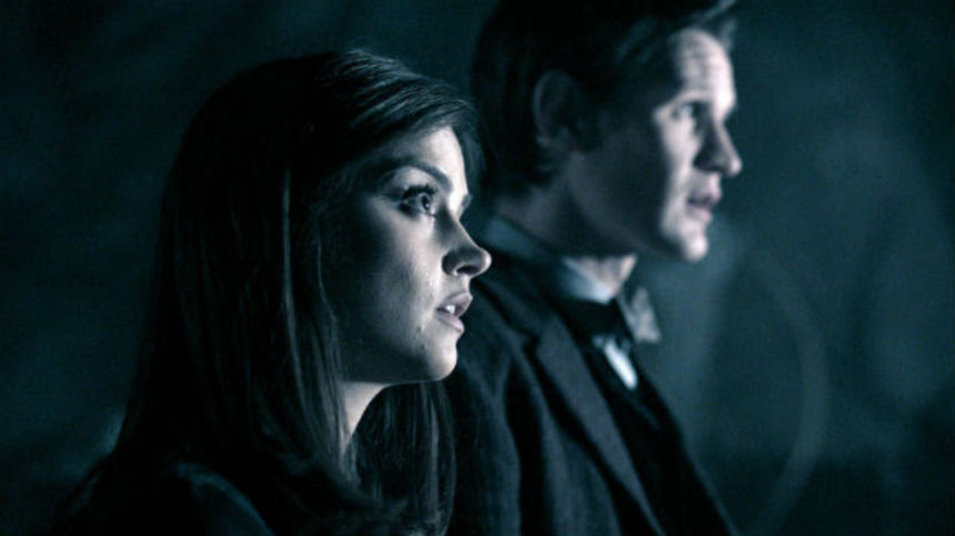 Review: DOCTOR WHO S7E14, THE NAME OF THE DOCTOR (Or, Things Get Dark And Interesting In An Excellent Finale)
