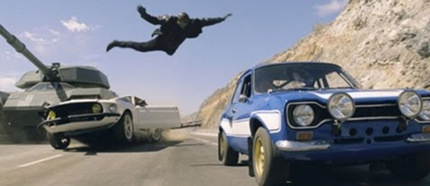 Review: FAST & FURIOUS 6 is Faster, Furiouser