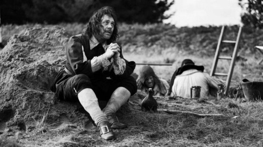 New Teaser For Ben Wheatley's A FIELD IN ENGLAND Will Melt Your Brain