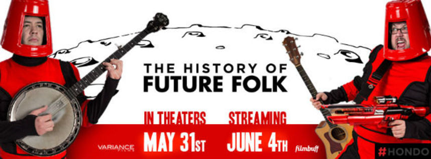 Review: THE HISTORY OF FUTURE FOLK - Love, Friendship, And The Power Of Music