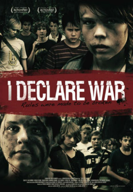 Review: I DECLARE WAR Goes To Battle With Boys And Bullying