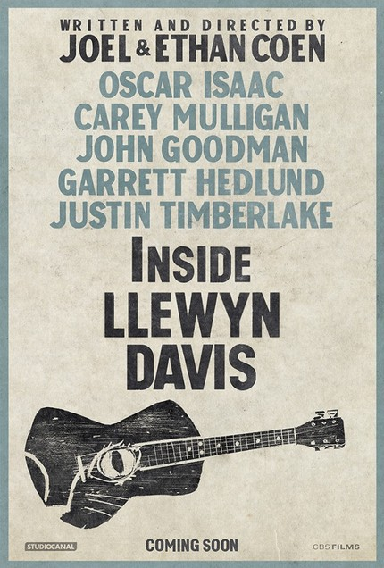 Watch The Coen Brothers' INSIDE LLEWYN DAVIS Cannes Trailer