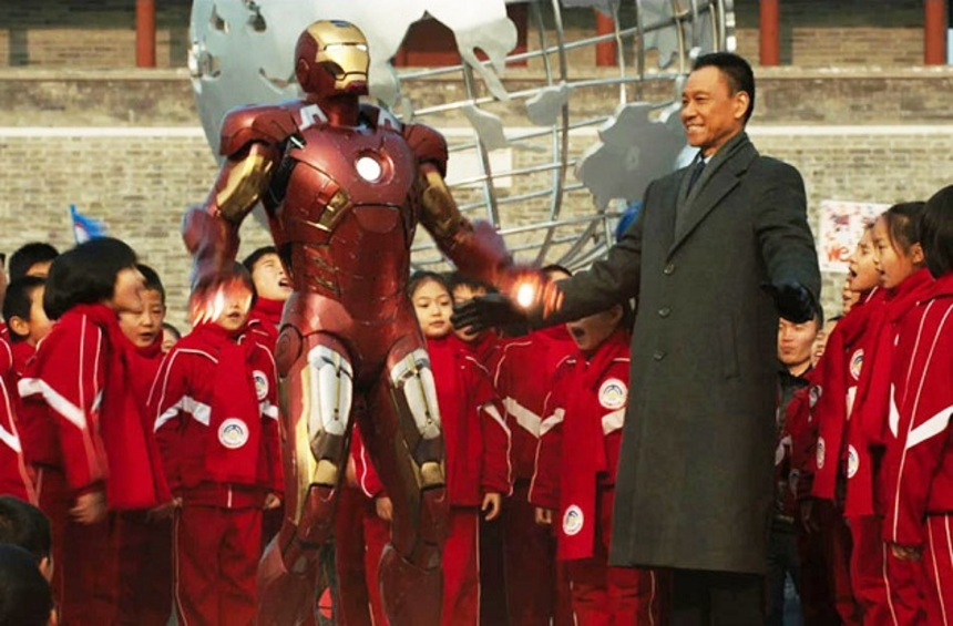China Beat: What did China See in IRON MAN 3?