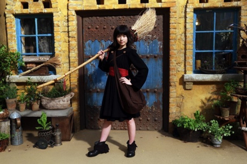 Check Out The First Production Video Of The Live Action KIKI'S DELIVERY SERVICE