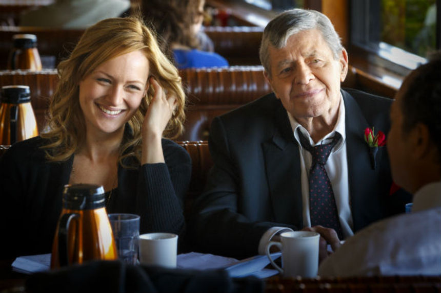 Cannes 2013: Jerry Lewis In First Clip From MAX ROSE