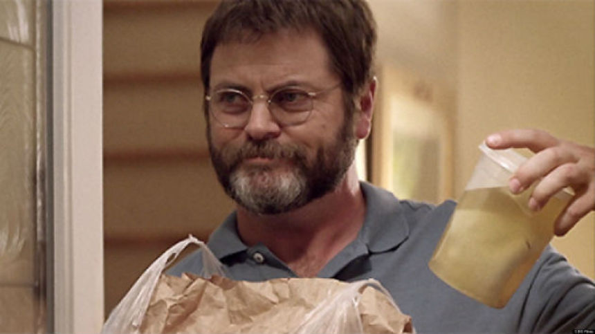 Listen to Nick Offerman Talk Bacon, His Status As An American Hero, And THE KINGS OF SUMMER