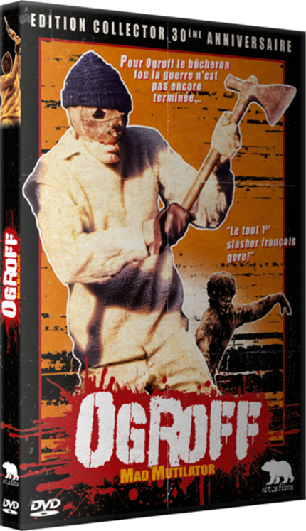 From Regions Beyond: French Gore on DVD, OGROFF - MAD MUTILATOR & DEVIL STORY