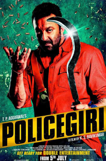 Sanjay Dutt Takes A Bite Out Of Crime In First POLICEGIRI Trailer