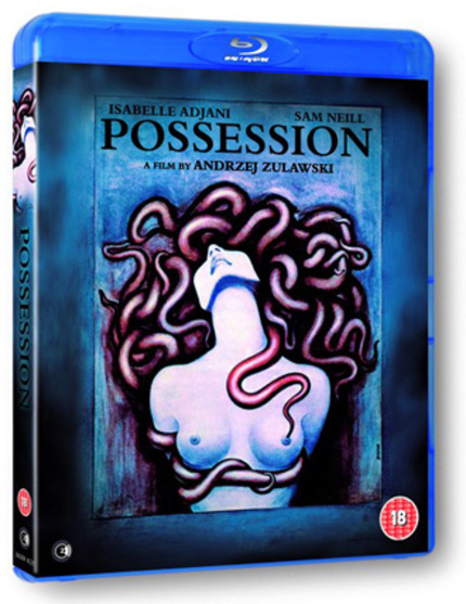 Andrzej Zulawski's POSSESSION Slithers Onto Blu-ray July 29th From Second Sight UK
